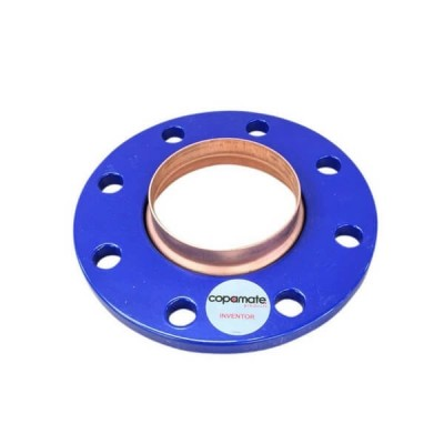150mm Table E Copper Flange Adaptor Copamate