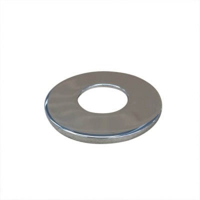 15mm Chrome Designer Cover Plate Suit BSP CP185