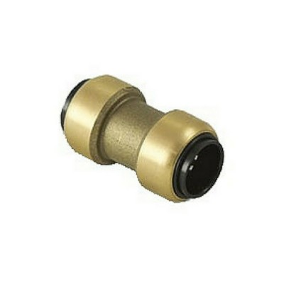"15mm 1/2"" Coupling #1 Sharkbite Copper Push RA008"
