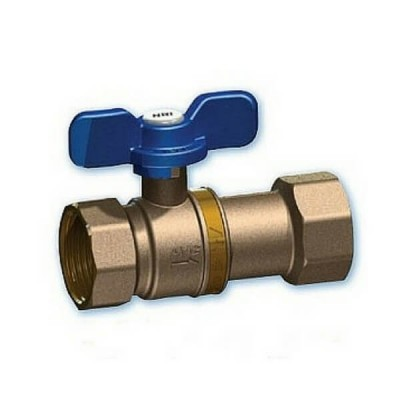 15mm Duo Valve F&F AVG NRIBV-15F