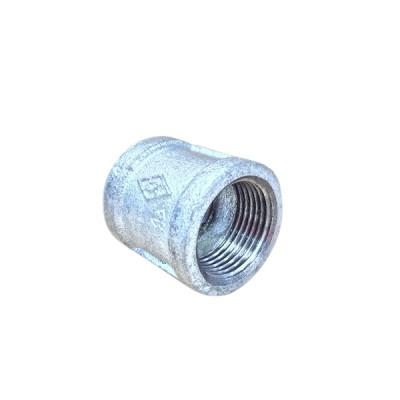 15mm Galvanised Socket