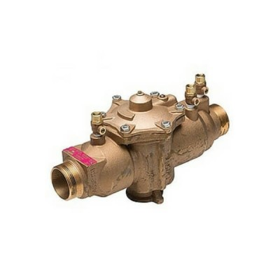 15mm Reduced Pressure Zone Assembly With Valves & Y Strainer Watts 009