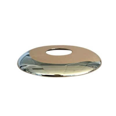 15mm x 10mm Rise Cover Plate Gold Plated Suit BSP