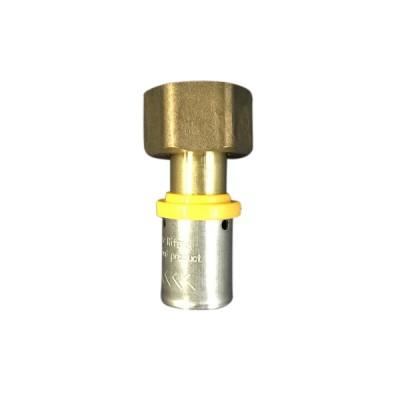 16 X 15mm Loose Nut Adaptor Gas Water Pex