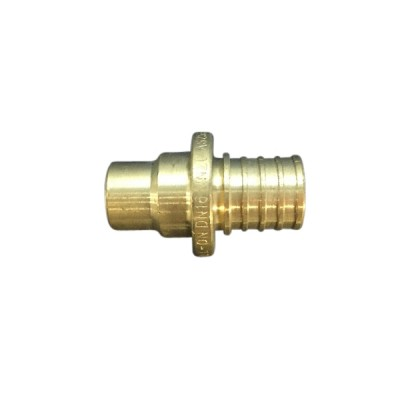"16mm X 15mm 1/2"" Brazing Connector Barb Pex Pull On"