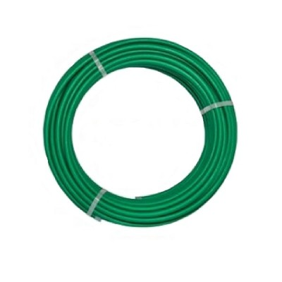 16mm X 50m Green Rainwater Pex Pipe High Density