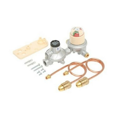 200Mj-Hr LPG Adjustable Regulator Dual Stage Auto Change Over Bromic 6060544