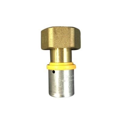 20 X 20mm Loose Nut Adaptor Gas Water Pex