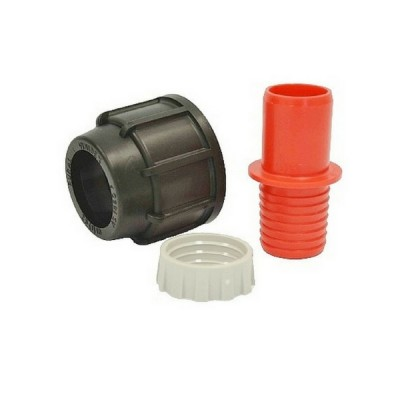 "20mm To 3/4"" Conversion Kit Plasson Metric Rural Poly"