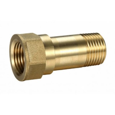 20mm Mini Dual Check Valve Male X Female Brass