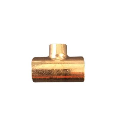 """20mm X 20mm X 15mm 1/2"""" Copper Tee W25"""