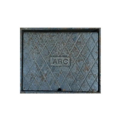 220mm X 180mm Valve Stop Box Cast Iron Light Duty