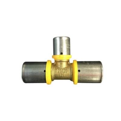 25 X 20 Ctr X 25 Tee Reducing Gas Water Pex