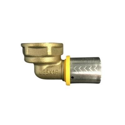 25 X 25Fi Elbow Female Gas Water Pex