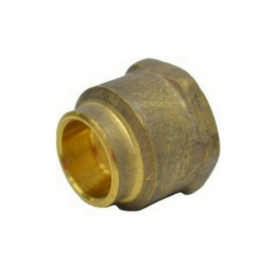 25Fi X 25C Tube Bush Female Brass