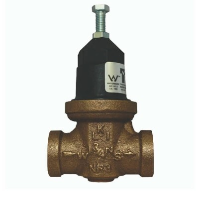 25mm Pressure Reducing Valve Adjustable Wilkins 25-NR3LUBS