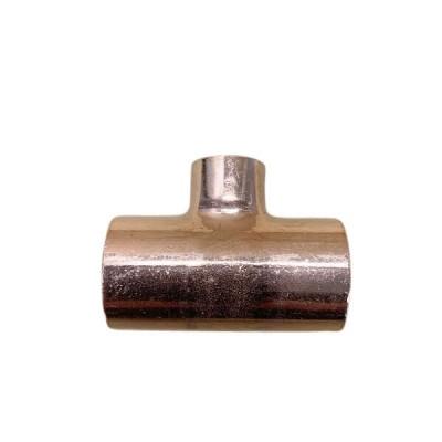 "25mm X 25mm X 15mm 1/2"" Copper Capillary Tee W25"