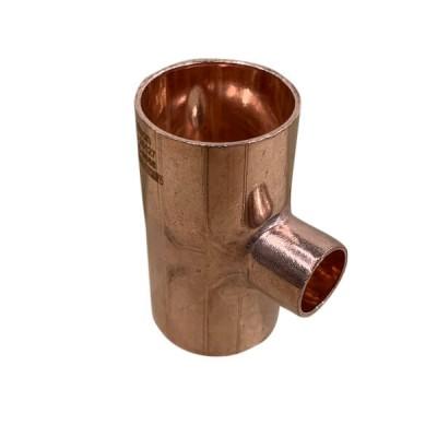 "25mm X 15mm 1/2"" Copper Capillary Tee W25"