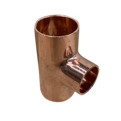 25mm X 20mm Copper Capillary Tee W25