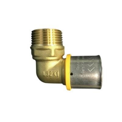 32 X 25Mi Elbow Male Gas Water Pex