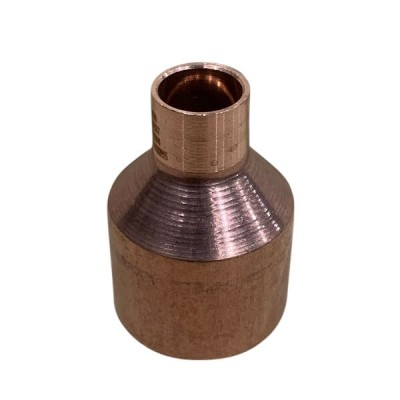 "32mm X 15mm 1/2"" Copper Reducer M x F High Pressure Capillary"