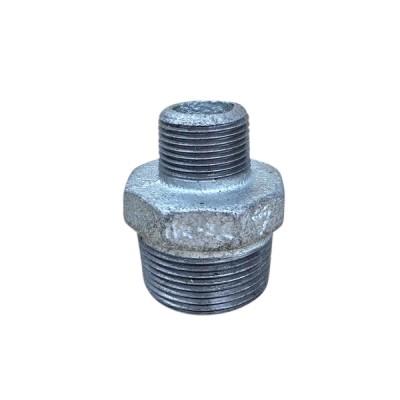 32mm X 20mm Galvanised Hex Nipple Reducing
