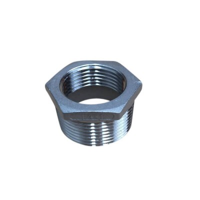 32mm X 25mm Bush Reducing BSP Stainless Steel 316 150lb