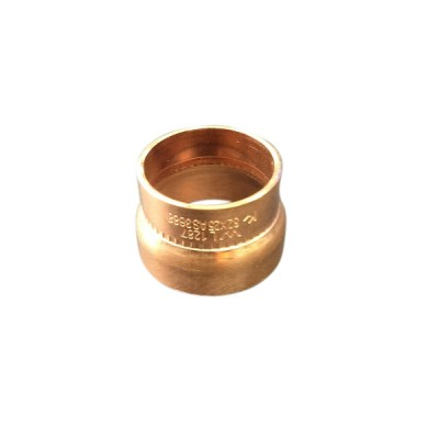 32mm X 25mm Copper Reducer M&F