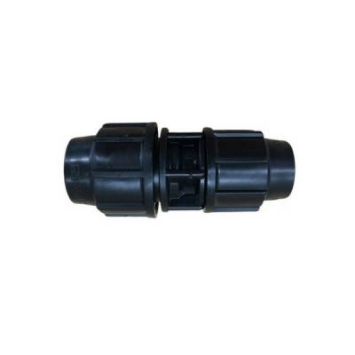 32mm x 25mm Coupling Reducing Plasson Metric Poly
