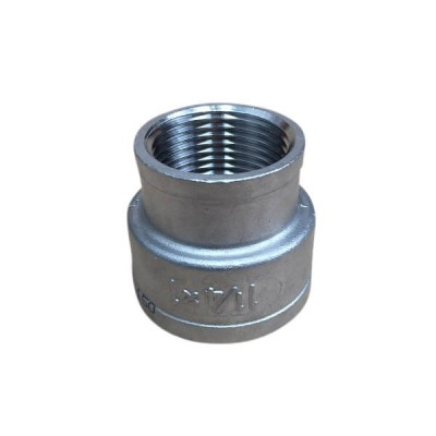 32mm X 25mm Socket Reducing BSP Stainless Steel 316 150lb