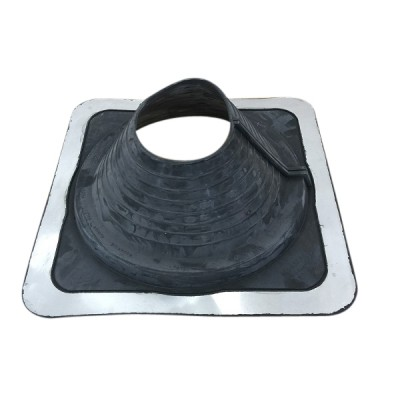 400mm - 730mm #10 Aquaseal Aquadapt Epdm Black Pipe Flashing