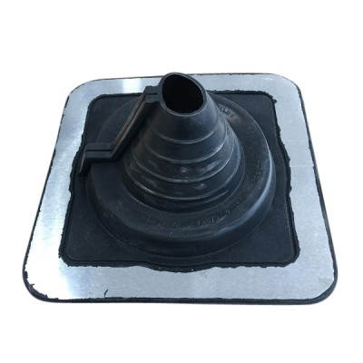 40mm - 90mm #3 Aquaseal Aquadapt Epdm Black Pipe Flashing