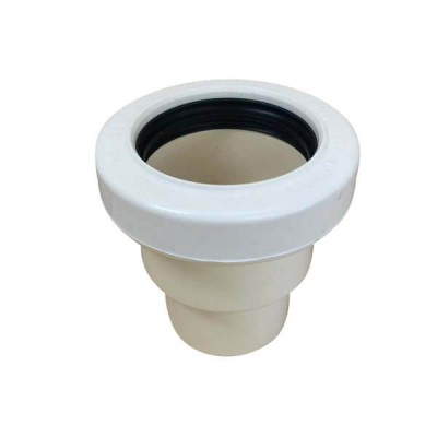 40mm Push-Tec Male Spigot In Pipe Adaptor 17204