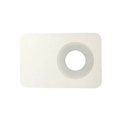 40mm To 60mm Flexy Flange Square Cupboard Plate CPMFRT40-50