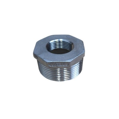 40mm X 20mm Bush Reducing BSP Stainless Steel 316 150lb