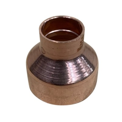 40mm X 20mm Copper Reducer M x F High Pressure Capillary