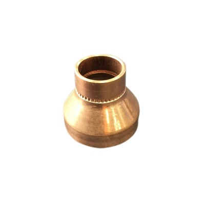 40mm X 20mm Copper Reducer M&F
