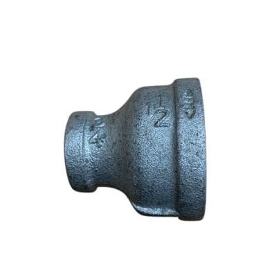 40mm X 20mm Socket Reducing Galvanised Mal