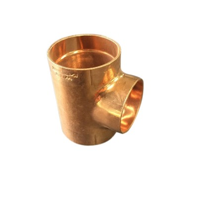 40mm X 25mm Copper Tee Reducing