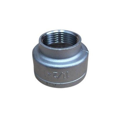 40mm X 25mm Socket Reducing BSP Stainless Steel 316 150lb