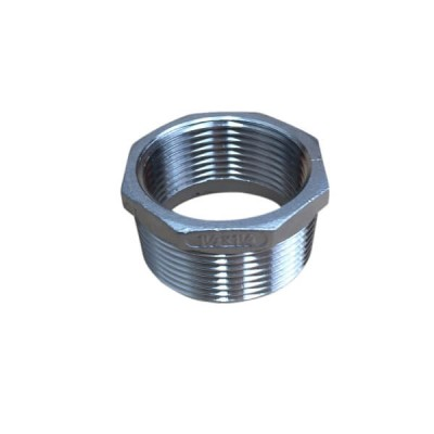 40mm X 32mm Bush Reducing BSP Stainless Steel 316 150lb