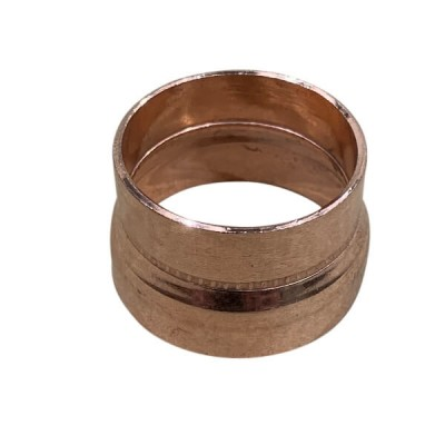 40mm X 32mm Copper Reducer M x F High Pressure Capillary