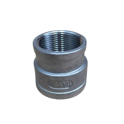40mm X 32mm Socket Reducing BSP Stainless Steel 316 150lb