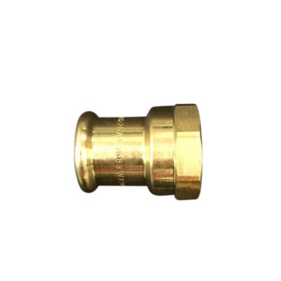 40mm X 40Fi Female Adaptor Kempress Gas