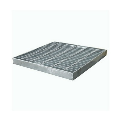 450mm X 450mm Medium Duty Pit Grate Galvanized Class B Everhard 21042