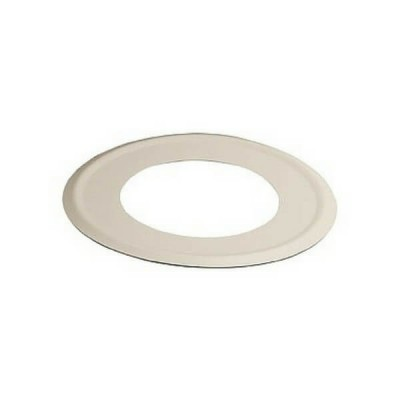 50mm Flat Cover Plate Metal Suit Pvc Dwv