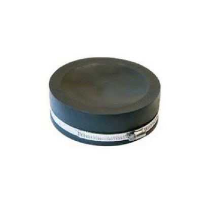 50mm Flexible Rubber End Cap Suit Pvc Galv