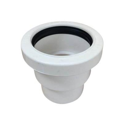 50mm Push-Tec Male Spigot In Pipe Adaptor 17205