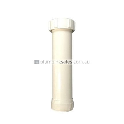 50mm X 200mm Trap Extension Adjustable Plastec 11988