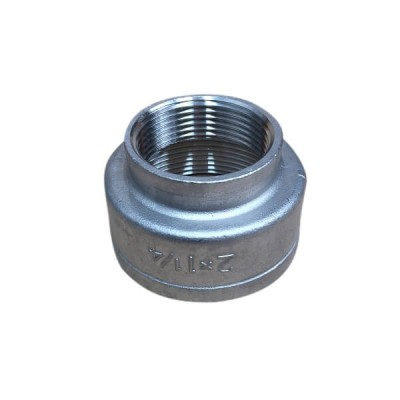 50mm X 32mm Socket Reducing BSP Stainless Steel 316 150lb